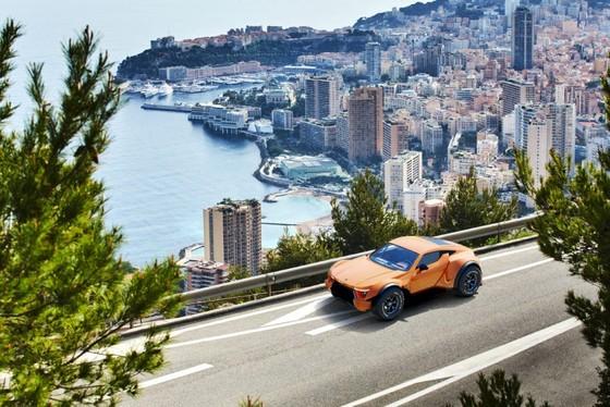 Zarooq Sand Racer 500GT - sieu SUV gia 450.000 USD vua ra mat hinh anh 6
