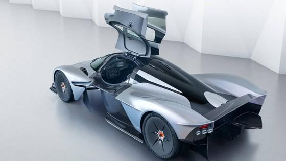 Sieu xe trieu do Aston Martin Valkyrie hoan thien 95% thiet ke hinh anh 7