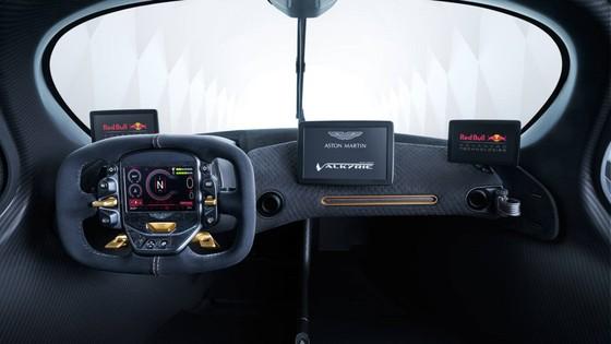 Sieu xe trieu do Aston Martin Valkyrie hoan thien 95% thiet ke hinh anh 4