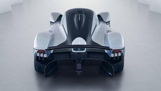 Sieu xe trieu do Aston Martin Valkyrie hoan thien 95% thiet ke hinh anh 11