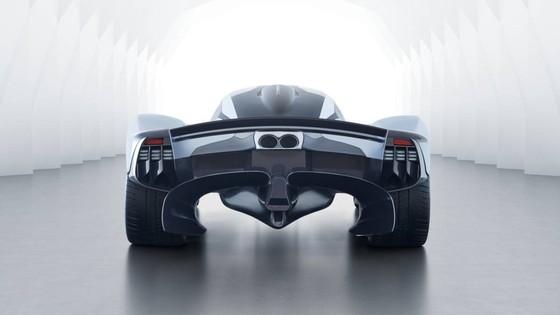 Sieu xe trieu do Aston Martin Valkyrie hoan thien 95% thiet ke hinh anh 3
