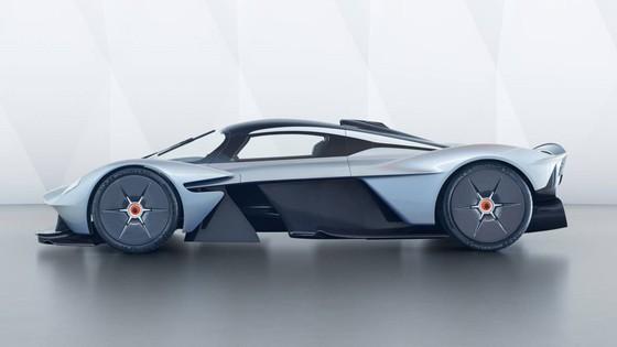 Sieu xe trieu do Aston Martin Valkyrie hoan thien 95% thiet ke hinh anh 12