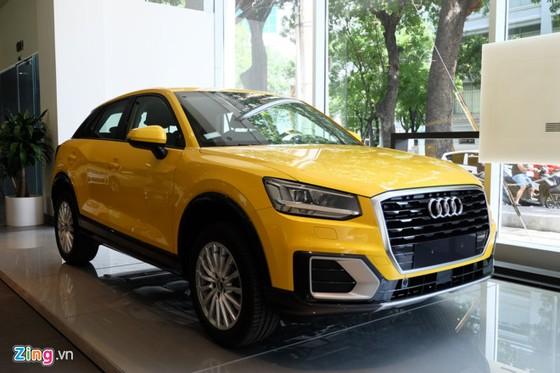 Audi Q2 gia 1,5 ty dong tai Viet Nam hinh anh 1