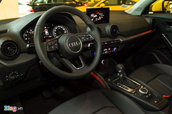 Audi Q2 gia 1,5 ty dong tai Viet Nam hinh anh 3