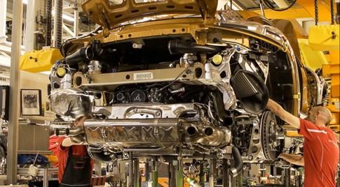 Khám phá quá trình sản xuất Porsche 911 phiên bản giới hạn - ảnh 2