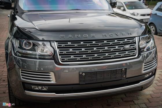 SUV hang sang Range Rover Hybrid gia hon chuc ty dau tien tai VN hinh anh 4