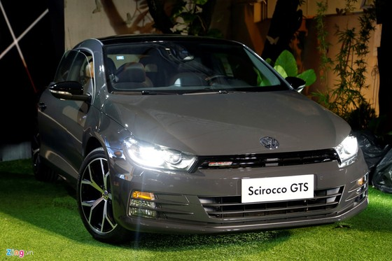 Volkswagen Scirocco 2017 ra mat o Viet Nam, gia 1,6 ty dong hinh anh 14