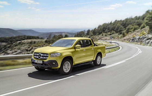 Vì sao Mercedes-Benz hợp tác Nissan trong dự án bán tải X-Class? - ảnh 1