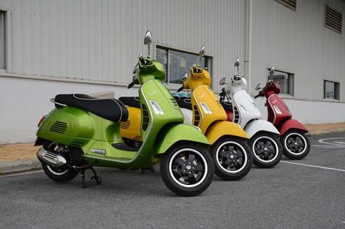 Lắp ráp tại Việt Nam, Vespa GTS mới có cơ hội 'soán ngôi' Honda SH - ảnh 5