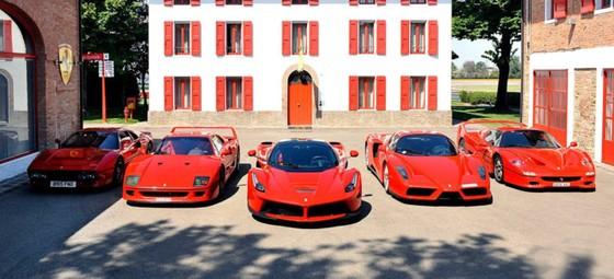 Tien khong phai tat ca - triet ly dac biet cua Ferrari hinh anh 3