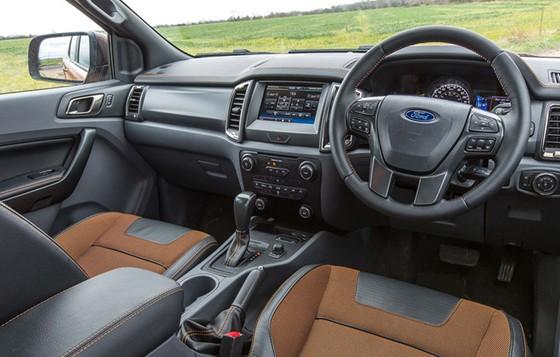 Ford Ranger the he moi se ra mat vao nam 2019 hinh anh 4