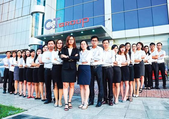 Một C.T Group trẻ hơn sau 25 năm ảnh 3