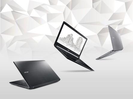 Acer Series 5 - dong laptop huong den sinh vien hinh anh 1
