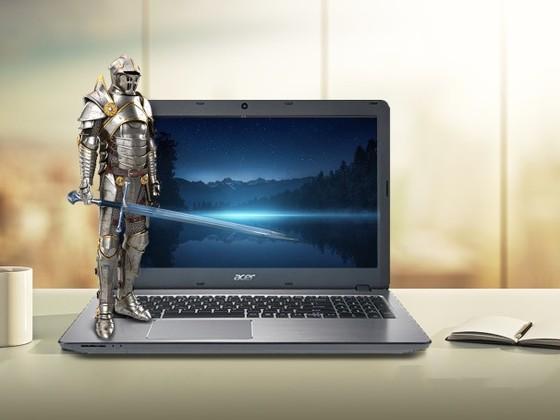 Acer Series 5 - dong laptop huong den sinh vien hinh anh 3