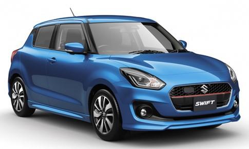 Suzuki thêm thể thao cho Swift với bản Sport mới - ảnh 1