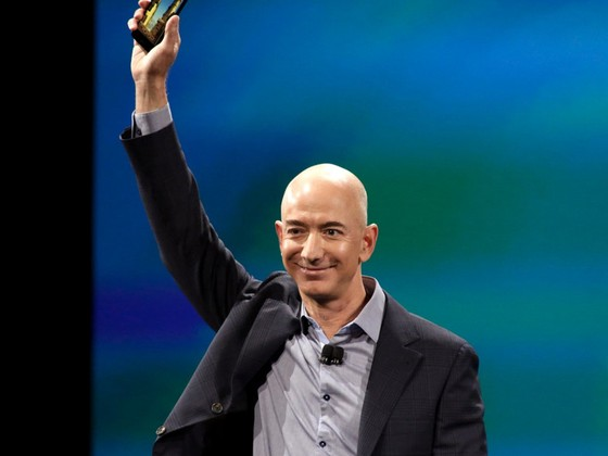 Jeff Bezos tro thanh nguoi giau nhat the gioi nhu the nao? hinh anh 19