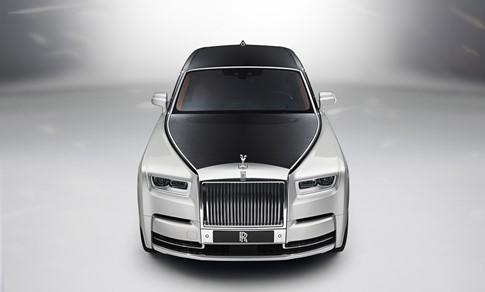 Rolls-Royce Phantom 2018, đẳng cấp xe siêu sang hàng đầu thế giới - ảnh 1