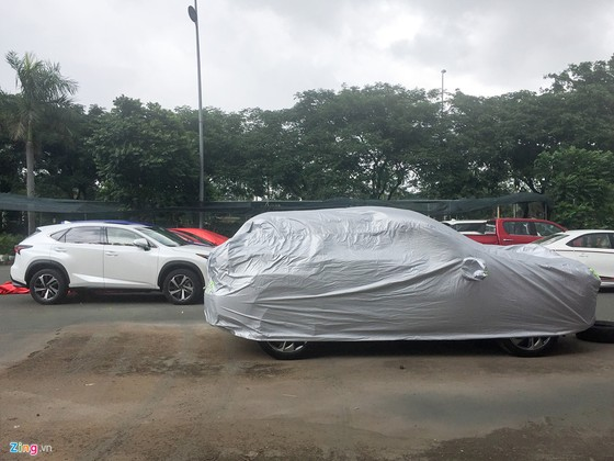 Oto moi o at do ve trien lam Vietnam Motor Show 2017 hinh anh 9