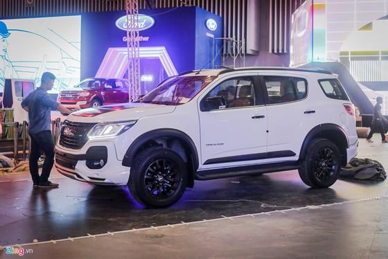 Oto moi o at do ve trien lam Vietnam Motor Show 2017 hinh anh 6