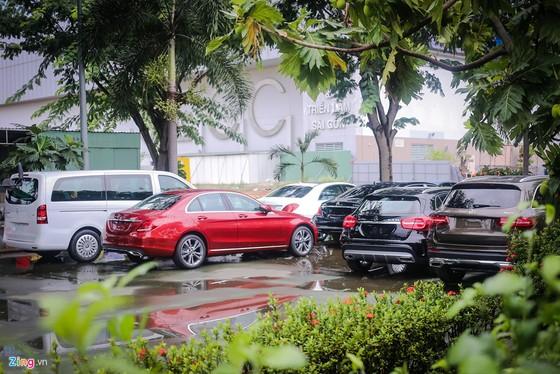 Oto moi o at do ve trien lam Vietnam Motor Show 2017 hinh anh 2