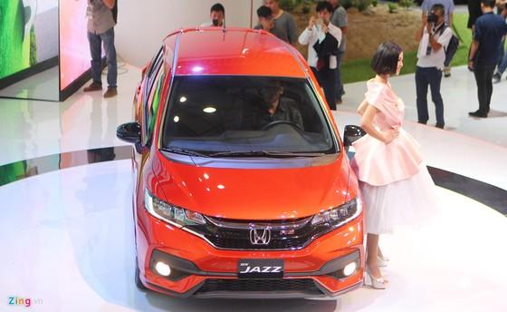 Honda Jazz - doi thu cua Toyota Yaris ra mat o Viet Nam hinh anh 13