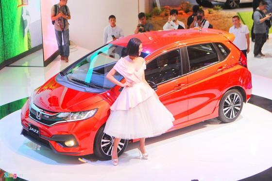 Honda Jazz - doi thu cua Toyota Yaris ra mat o Viet Nam hinh anh 1
