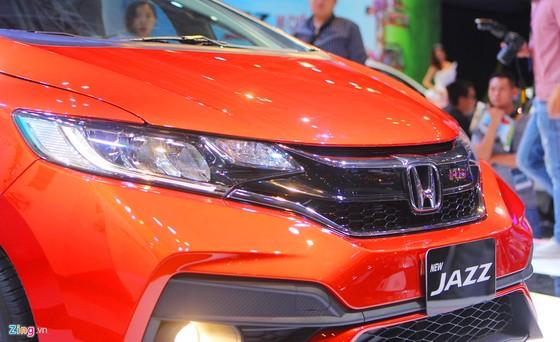 Honda Jazz - doi thu cua Toyota Yaris ra mat o Viet Nam hinh anh 4