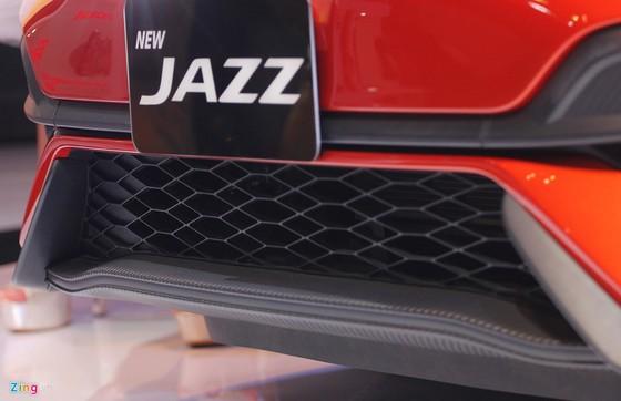 Honda Jazz - doi thu cua Toyota Yaris ra mat o Viet Nam hinh anh 5