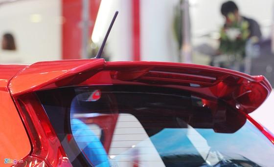Honda Jazz - doi thu cua Toyota Yaris ra mat o Viet Nam hinh anh 6