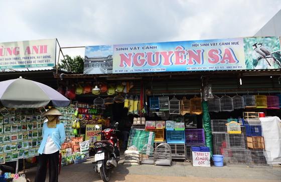 Can canh hang chuc kiot, cay xang giap san bay Tan Son Nhat hinh anh 7