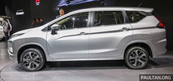 Mitsubishi ra mat xe gia dinh 7 cho Xpander hinh anh 3