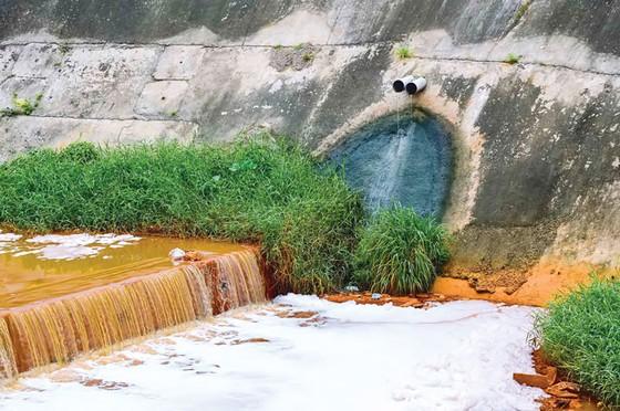 Hứng trọn ô nhiễm từ kênh Ba Bò  ảnh 1