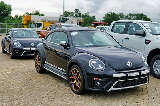 Volkswagen Beetle Dune xuat hien tai Viet Nam hinh anh 1