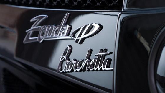 Siêu phẩm Pagani Zonda HP Barchetta có giá khiến nhà giàu cũng khóc - Ảnh 6.