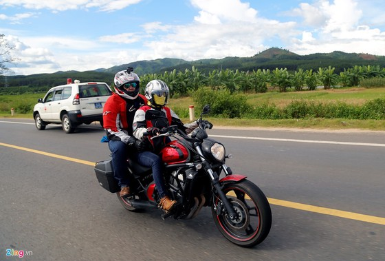 Hanh trinh 2.000 km xe doc mien Trung tren xe Kawasaki hinh anh 5