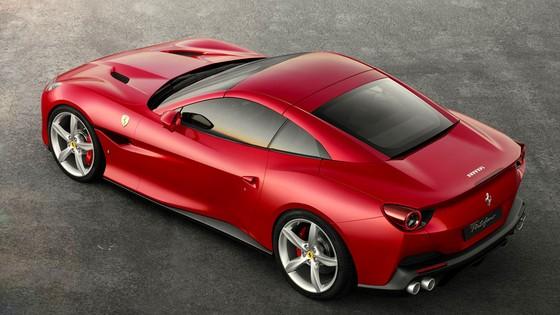 Portofino - sieu xe cho nguoi nhap mon the gioi Ferrari hinh anh 1
