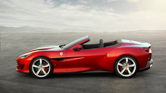 Portofino - sieu xe cho nguoi nhap mon the gioi Ferrari hinh anh 3