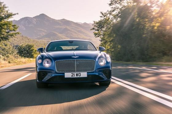 Bentley Continental GT 2018 - Ông hoàng mới của dòng xe grand tourer - Ảnh 2.