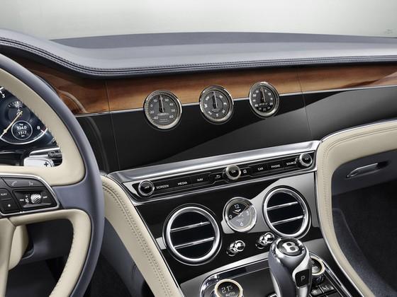 Bentley Continental GT 2018 - Ông hoàng mới của dòng xe grand tourer - Ảnh 6.