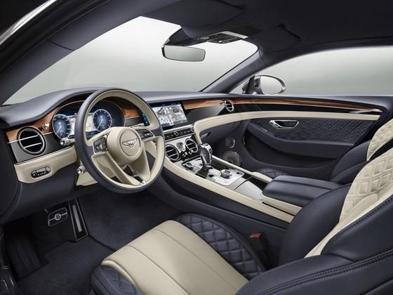 Bentley Continental GT 2018 - Ông hoàng mới của dòng xe grand tourer - Ảnh 8.