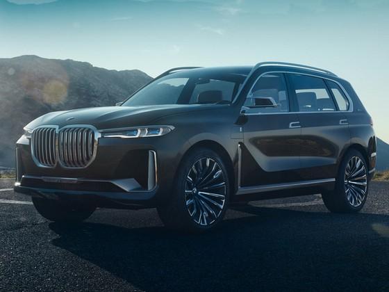 Diện kiến SUV hạng sang 7 chỗ BMW X7 iPerformance hoàn toàn mới - Ảnh 3.