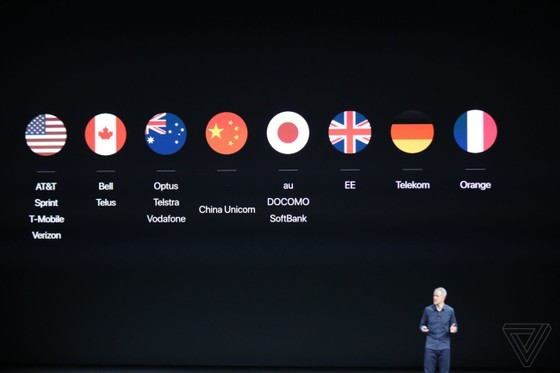 iPhone 8/8 Plus và iPhone X chính thức được ra mắt ảnh 80