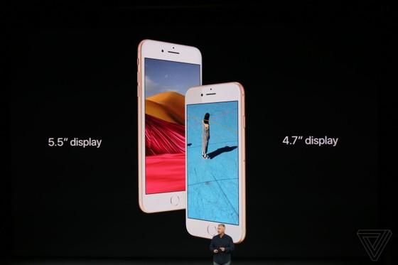 iPhone 8/8 Plus và iPhone X chính thức được ra mắt ảnh 54