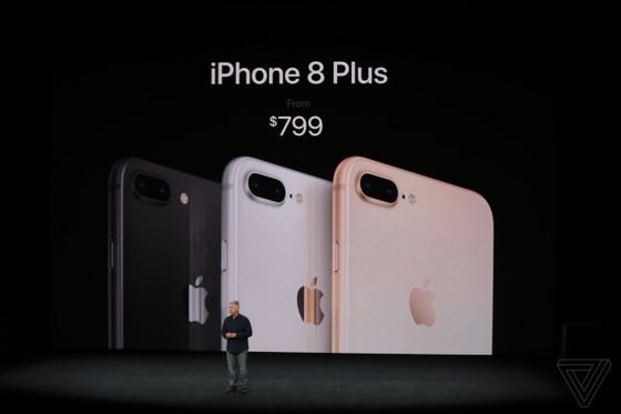 iPhone 8/8 Plus và iPhone X chính thức được ra mắt ảnh 39