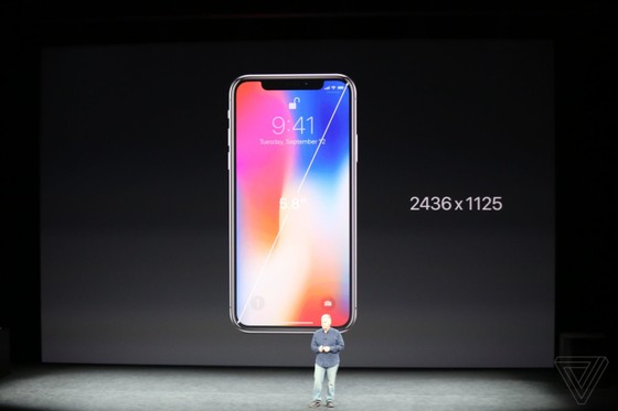 iPhone 8/8 Plus và iPhone X chính thức được ra mắt ảnh 30