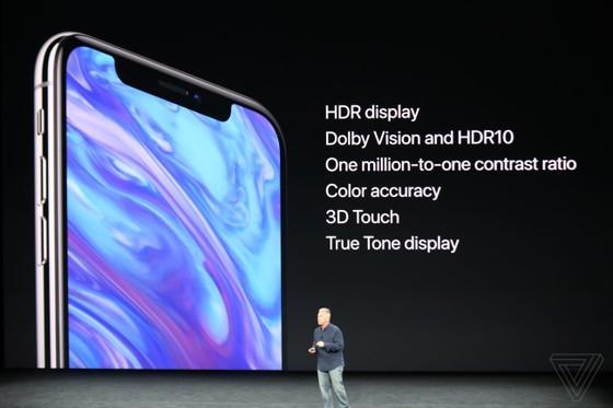 iPhone 8/8 Plus và iPhone X chính thức được ra mắt ảnh 33