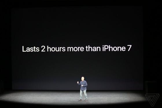 iPhone 8/8 Plus và iPhone X chính thức được ra mắt ảnh 8
