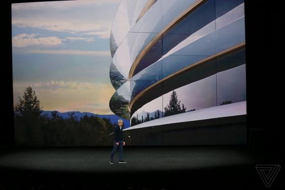 iPhone 8/8 Plus và iPhone X chính thức được ra mắt ảnh 107