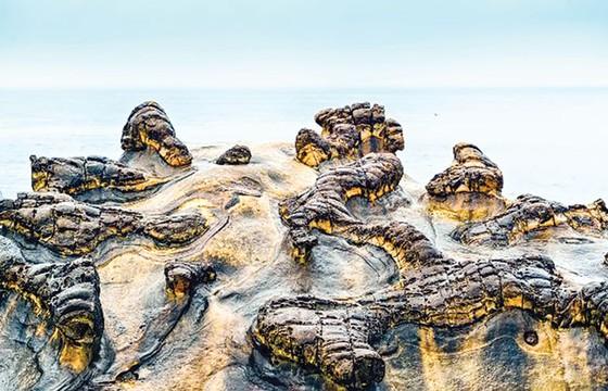 Kiệt tác thiên nhiên công viên địa chất Dã Liễu  ảnh 8