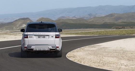 SUV hạng sang Range Rover Sport 2018 trình làng với trang bị tốt hơn - Ảnh 6.